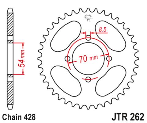JTR262