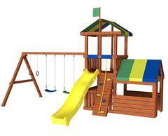 Детская игровая площадка «Джунгли 8М»