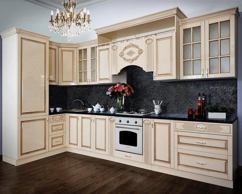 Кухня модульная угловая ВЕРОНА 3900*1600