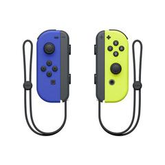 Контроллер игровой Nintendo Joy-Con 2шт синий и желтый