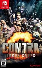 Contra Rogue Corps (USA) (Nintendo Switch, английская версия)