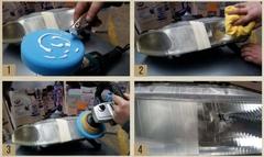 Паста для полировки фар K2 Lamp Doctor (1)