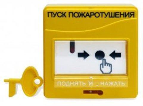 Извещатель пожарный ручной УДП 513-3АМ