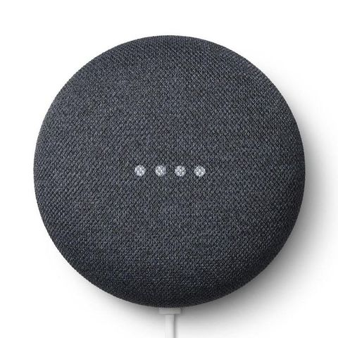 Умная колонка Google Nest Mini Charcoal (2nd gen)