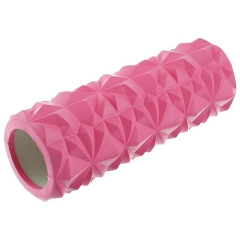 Роллер для йоги Pink 33*11 см