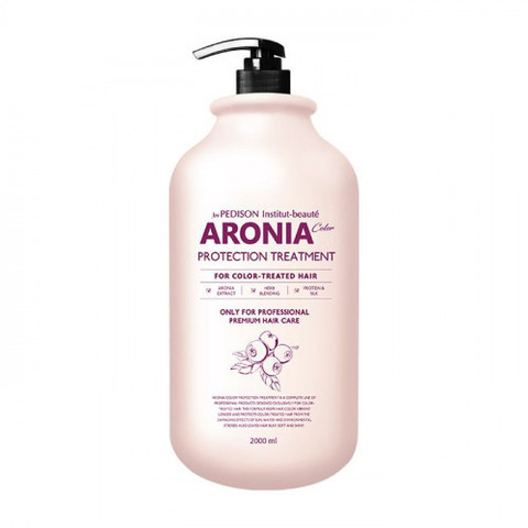 Маска для волос Арония Pedison Institute-beaut Aronia Color Protection Treatment, 500 мл