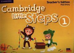 Cambridge Little Steps 1 Teacher's Edition
