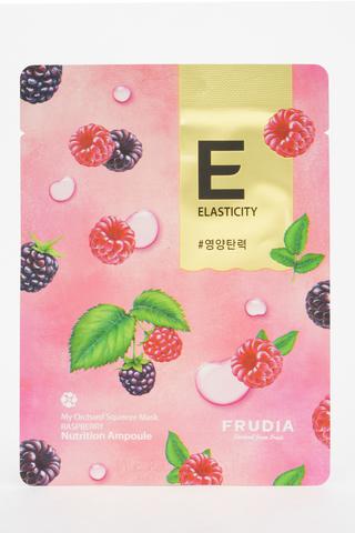 Питательная маска для лица с персиком Frudia, 20 мл