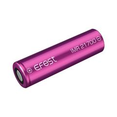 Аккумулятор 21700 Efest Li-Mn 3.7V, 4000mAh, 30A