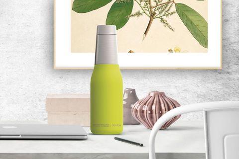 Термобутылка Asobu Oasis (0,59 литра), зеленая