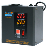 Стабилизатор Энергия Voltron РСН-500 ( 0,5 кВА / 0,5 кВт ) - фотография