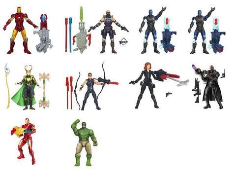 The Avengers 3.75