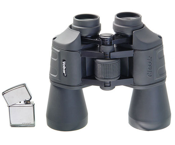 Зажигалка рядом Veber Classic 16х 50 VR серый