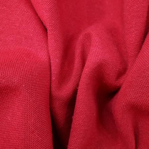 Уличная ткань Красная. Ширина - 180 см. Арт. duck_05