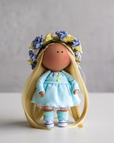 Лялька Гвен. Колекція Flower doll
