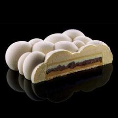 Силиконовая форма для выпечки Облако CLOUD торт. 20х20см.