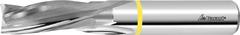 Фрезы твердосплавные Левая спираль без покрытия