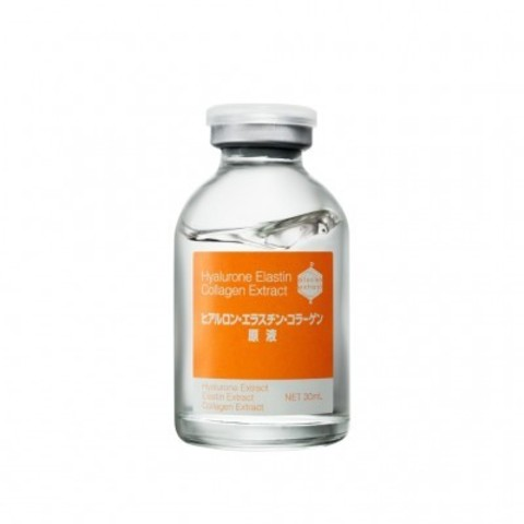 Bb Laboratories Гиалуроновая линия : Экстракт гиалурон-эластин-коллагеновый для лица (Hyalurone Elastin Collagen Extract), 30мл/50мл