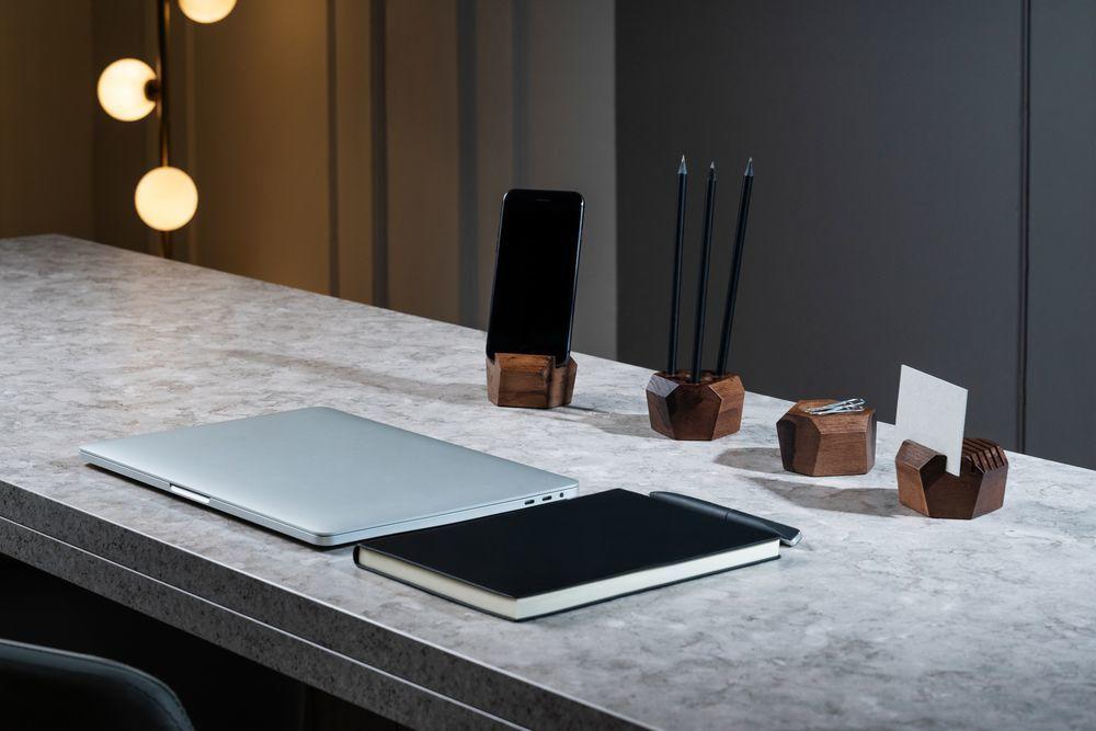 Desktop Set Wood Job