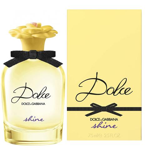DOLCE & GABBANA: Dolce Shine женская парфюмерная вода edp, 30мл/50мл/75мл