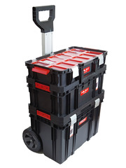 Комплект органайзеров и ящиков для инструментов Мобильная мастерская HILST