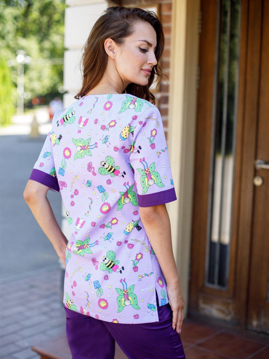 Блуза медицинская Бл-355/1