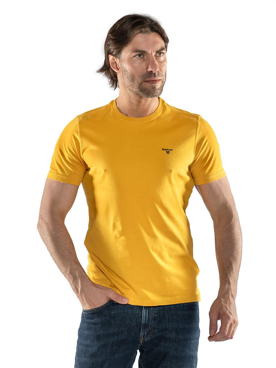 Barbour футболка Sports Tee MTS0331/YE54