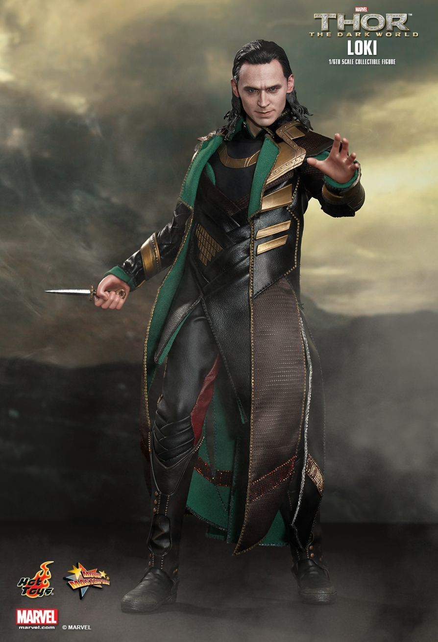 Thor: The Dark World 1/6 Scale Movie Masterpiece Loki