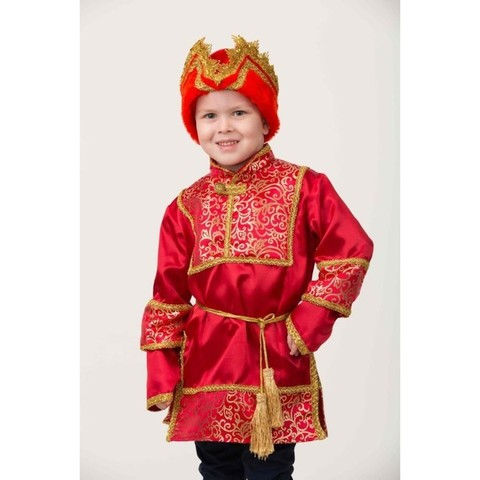 Детский карнавальный костюм Царевич