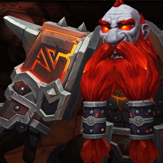 Allied Race Unlock: Dark Iron Dwarves