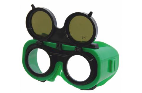 Очки ЗНД2 ADMIRAL (6)  Непрямая вентиляция