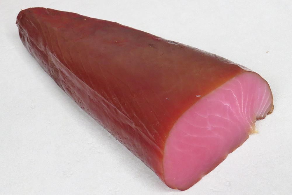Тунец - филе холодного копчения (кг)