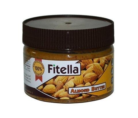 Паста Fitella Миндальная 200г