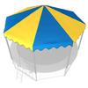 Крыша для батута Unix 12 ft (blue)