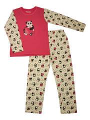 Детская пижама 038 с пандой
