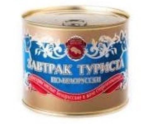 Белорусская говядина тушёная