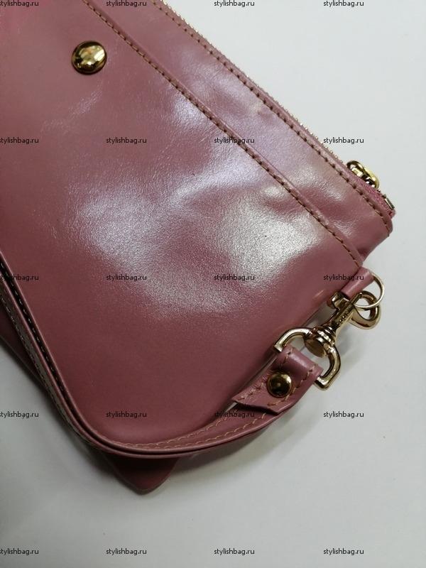 Женский кошелек розового цвета JCCS j-0204pink