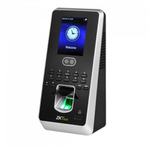 Биометрический терминал ZKTeco MultiBio 800[MF]
