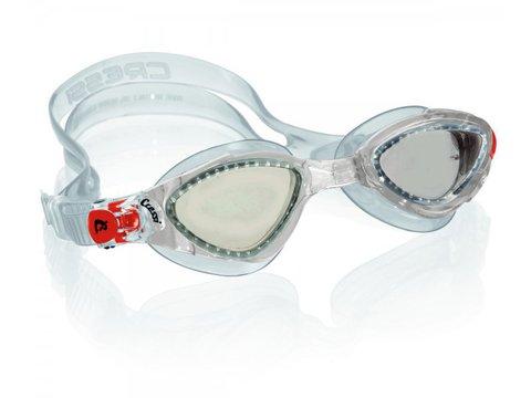 Очки Cressi FOX прозрачный силикон / линзы фотохромные
