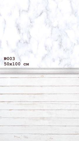 Фотофон виниловый «Мрамор» №003
