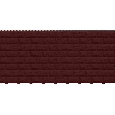 Фасадные панели (Цокольный Сайдинг) Доломит Альпийский (Дикий Камень) Корица