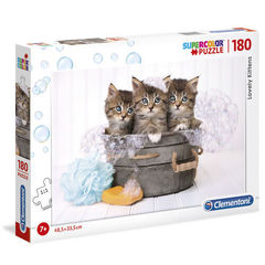 Puzzle PZL 180 LOVELY KITTENS