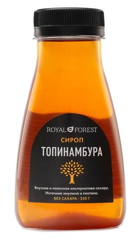 Сироп топинамбура, Royal Forest, 250 г