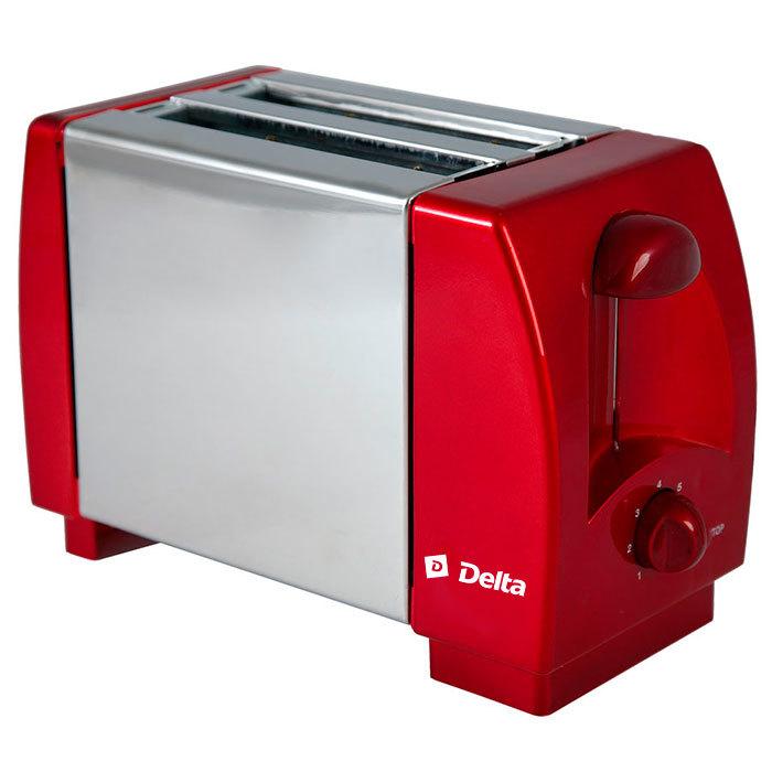 Тостер DELTA DL-96