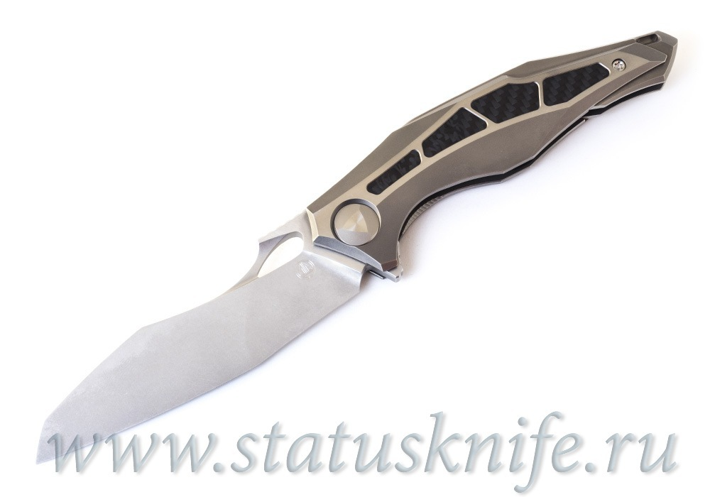 Нож Синькевич DO Full Custom #1 - фотография