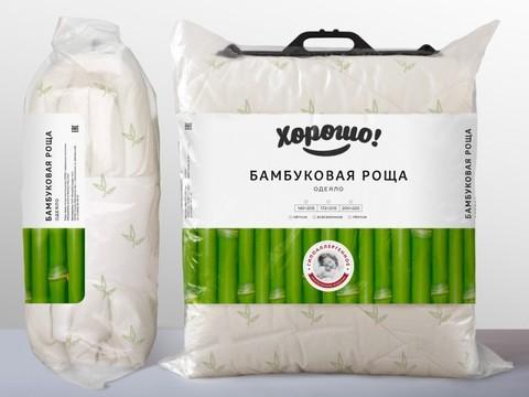 Одеяло Бамбуковая роща лёгкое