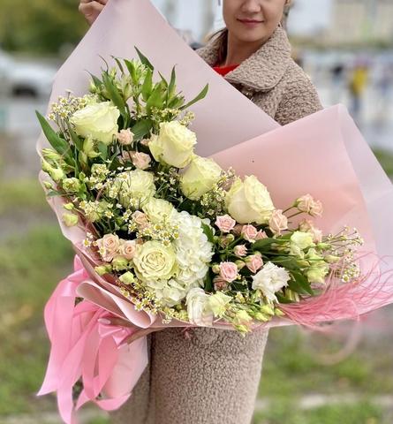 Букет из цветов #15642