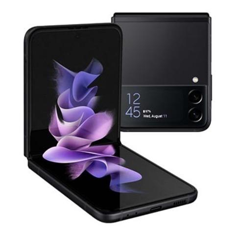 Samsung Galaxy Z Flip 3, 8/256 ГБ, черный