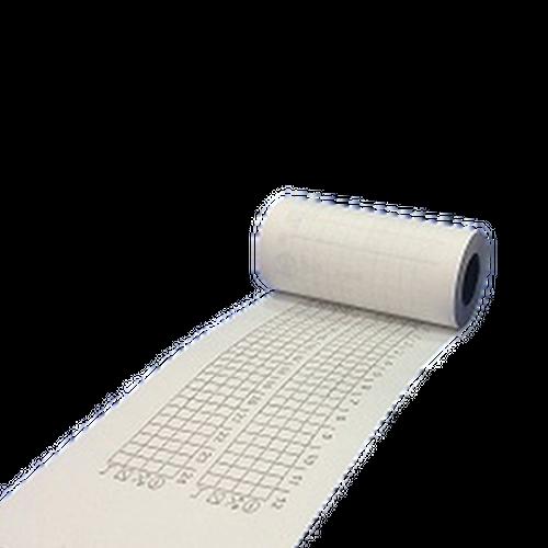 Лента диаграммная 57х8х12 для цифровых автотахографов, реестр 111 (18,889 руб/шт)