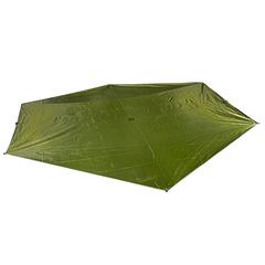 Тент защитный от солнца, ветра и дождя, с люверсами, 300х300 см